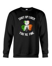 CPC - shut up liver Crewneck Sweatshirt thumbnail