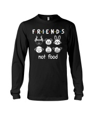 Friends Not Food Long Sleeve Tee thumbnail