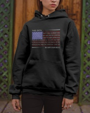 This OATH NEVER EXPIRES Hooded Sweatshirt apparel-hooded-sweatshirt-lifestyle-front-03