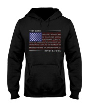 This OATH NEVER EXPIRES Hooded Sweatshirt front