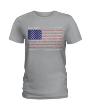 This OATH NEVER EXPIRES Ladies T-Shirt thumbnail