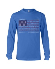 This OATH NEVER EXPIRES Long Sleeve Tee thumbnail