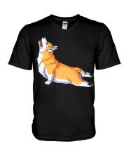 CORGI V-Neck T-Shirt thumbnail