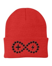 Live Life Strong Onyx Logo Beanie Knit Beanie front