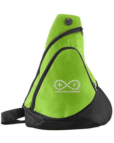 Live Life Strong Sling Pack