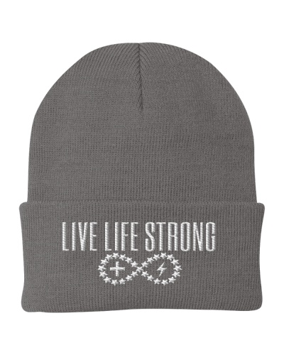 Live Life Strong Beanie