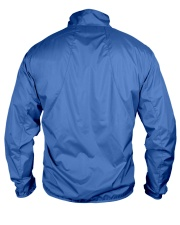 Live Life Strong  Lightweight Jacket back