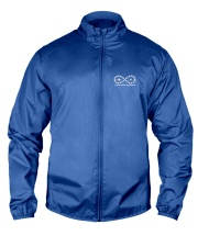 Live Life Strong  Lightweight Jacket front