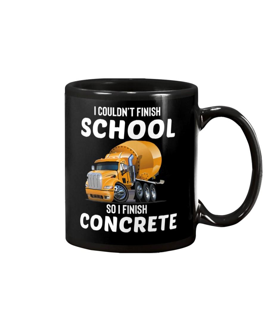 MUG - I COULDN'T FINISH SCHOOL Mug