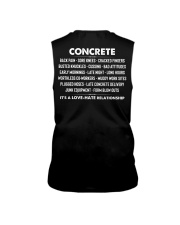 Concrete - it's a love-hate relationship Sleeveless Tee thumbnail