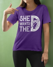She Want The Deaf Ladies T-Shirt apparel-ladies-t-shirt-lifestyle-front-10