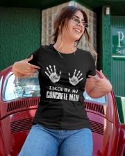 Taken By My Concrete Man Ladies T-Shirt apparel-ladies-t-shirt-lifestyle-01