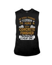 Concrete - iF YOU THINK IT IS EXPENSIVE CRT1007 Sleeveless Tee thumbnail