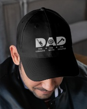 Logger dad Hat Embroidered Hat garment-embroidery-hat-lifestyle-02