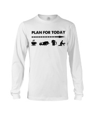Concrete - Plan For To Day Long Sleeve Tee thumbnail