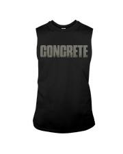Concrete - Not For The Weak Sleeveless Tee thumbnail