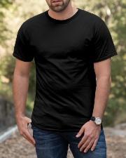Walk Away I Am A Grumpy Old Lineman Classic T-Shirt apparel-classic-tshirt-lifestyle-front-53