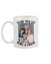 The Golden Girls Thanks for being a Friend Mug back