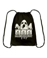Halloween element Drawstring Bag thumbnail