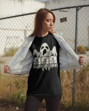 Halloween element Classic T-Shirt apparel-classic-tshirt-lifestyle-07