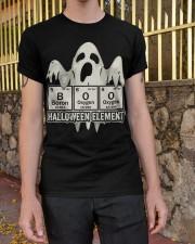 Halloween element Classic T-Shirt apparel-classic-tshirt-lifestyle-21