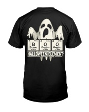Halloween element Classic T-Shirt back