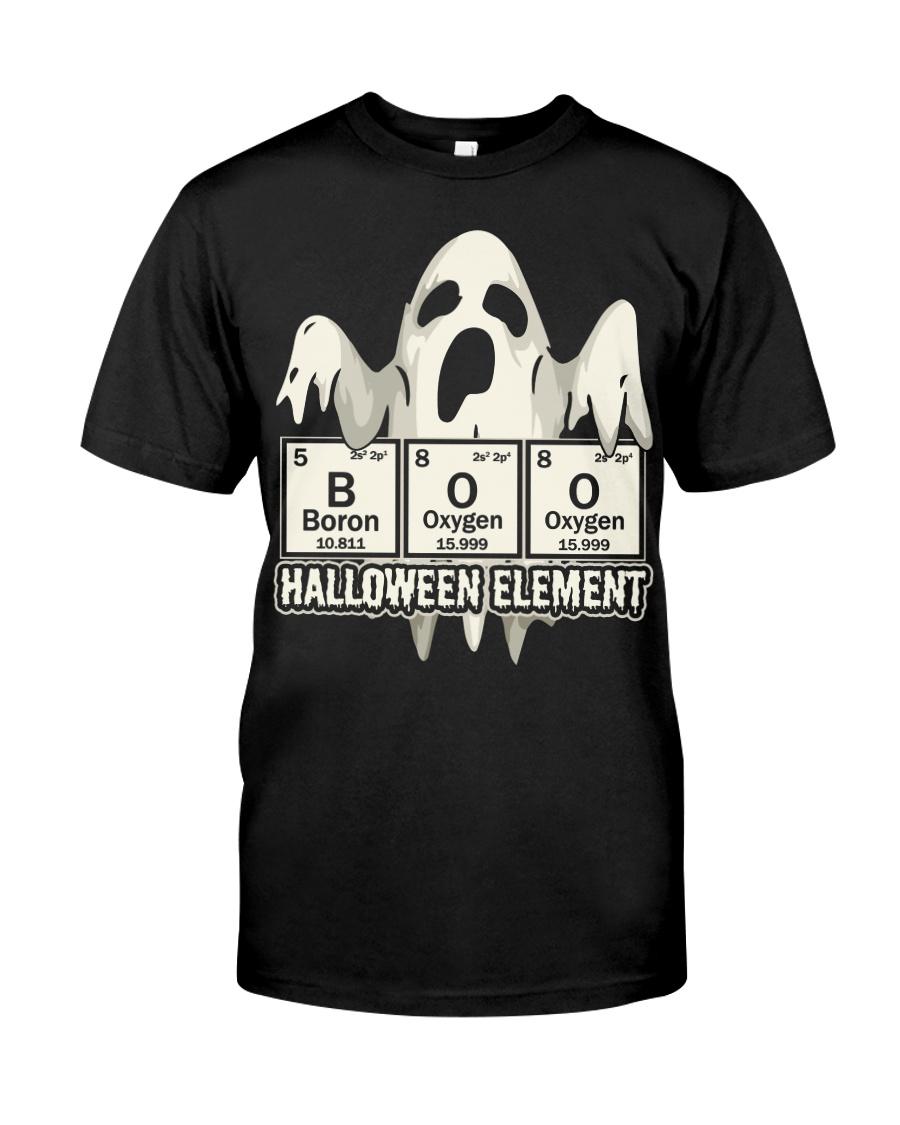 Halloween element Classic T-Shirt