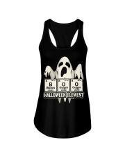 Halloween element Ladies Flowy Tank thumbnail