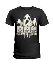 Halloween element Ladies T-Shirt thumbnail
