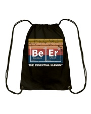 beer the essential 2 Drawstring Bag thumbnail
