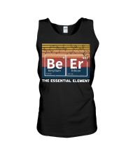beer the essential 2 Unisex Tank thumbnail