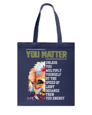 You Matter Tote Bag thumbnail