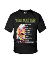 You Matter Youth T-Shirt thumbnail