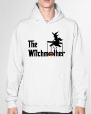 The Witchmother Hooded Sweatshirt garment-hooded-sweatshirt-front-04