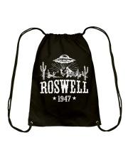 Roswell Alien Drawstring Bag thumbnail