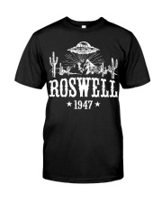 Roswell Alien Classic T-Shirt front