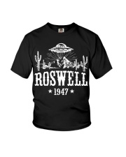 Roswell Alien Youth T-Shirt thumbnail