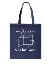 No Flux given Tote Bag thumbnail