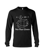 No Flux given Long Sleeve Tee thumbnail
