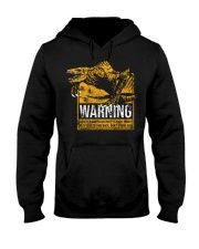Skullcrawler Warning Hooded Sweatshirt thumbnail