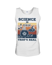 Science is Magic that's real Unisex Tank thumbnail