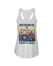 Science is Magic that's real Ladies Flowy Tank thumbnail