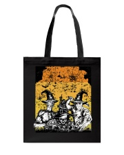 Halloween witch Tote Bag thumbnail