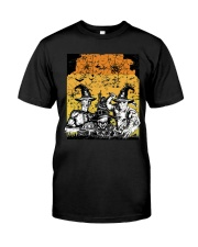 Halloween witch Classic T-Shirt front