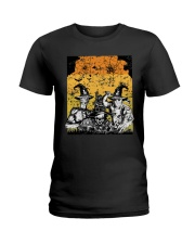 Halloween witch Ladies T-Shirt thumbnail