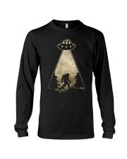 Bigfoot UFO Long Sleeve Tee thumbnail