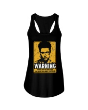 Fight Club Warning Ladies Flowy Tank thumbnail