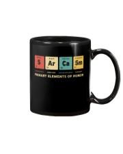 Sarcasm primary elements of humor Mug thumbnail