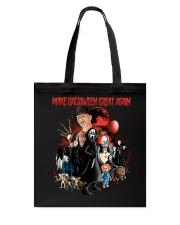 Make Halloween great again 01 Tote Bag thumbnail