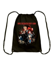 Make Halloween great again 01 Drawstring Bag thumbnail
